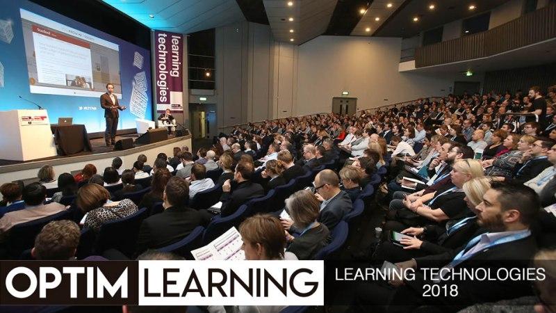 Learning Technologies 2018, al día en LMS yL&D