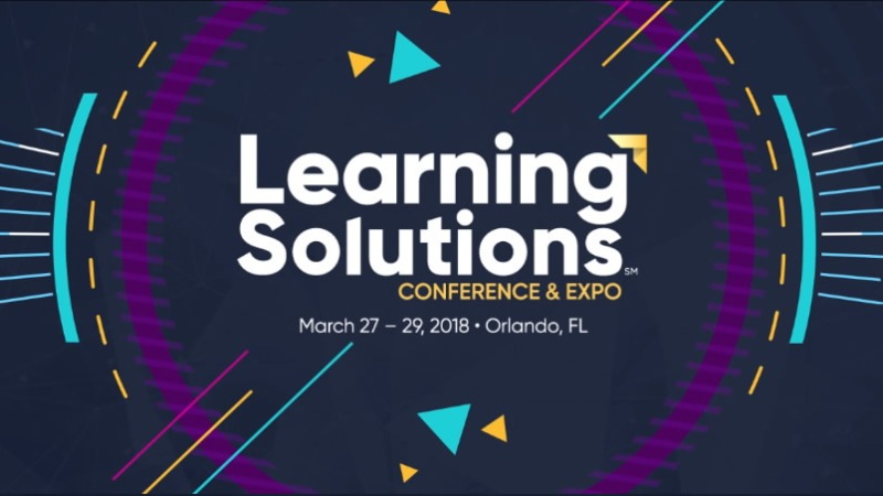 Learning Solutions 2018 Conference &Expo