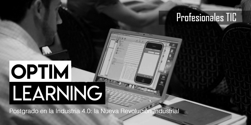 Postgrado en Industria 4.0: la nueva revoluciónindustrial