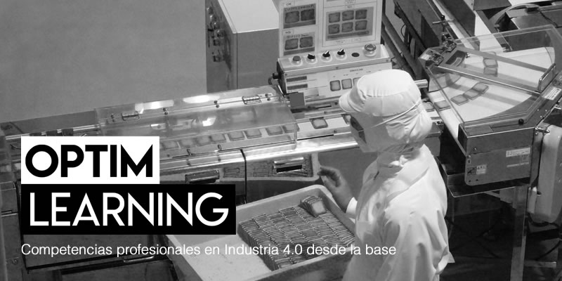 Competencias profesionales en Industria 4.0 desde labase
